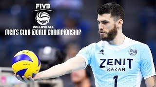 TOP 15 » Amazing Volleyball Moments - Matthew Anderson | Club World Championship