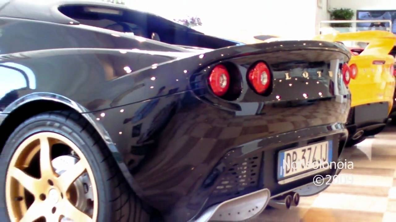 lotus elise john player special edition black gold youtube. Black Bedroom Furniture Sets. Home Design Ideas