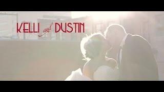 Kelli and Dustin // Wedding Highlight Film // First United Methodist Church, Temple Texas
