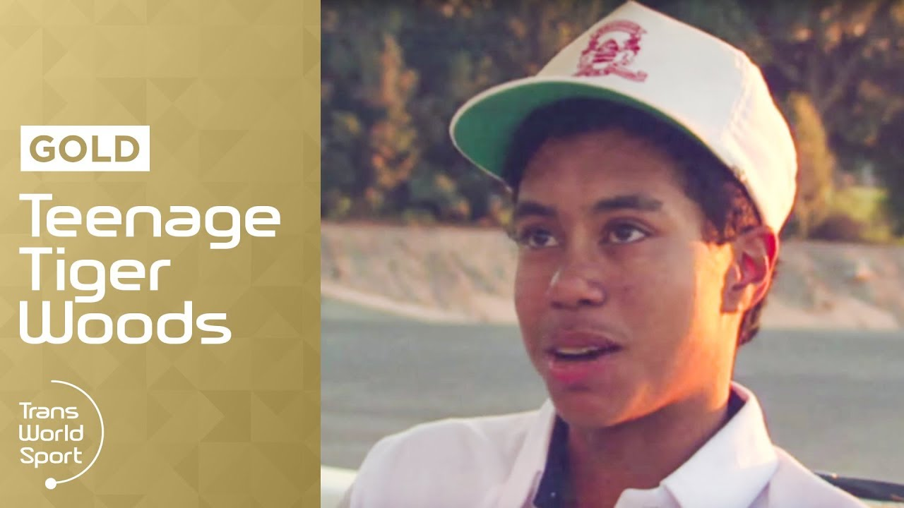 14-Year-Old Tiger Woods on Trans World Sport | Trans World Sport
