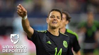 Reseña de los 47 goles de Javier Hernández, máximo anotador histórico del Tri