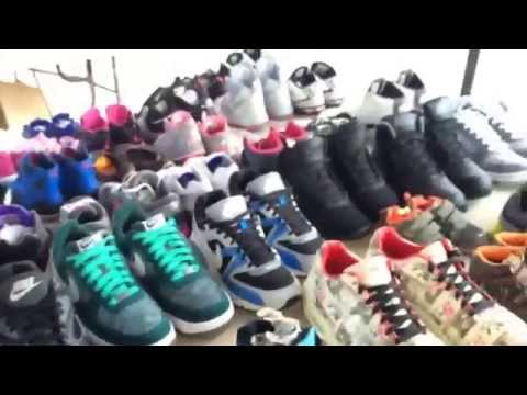 Flea Market Finds #2 Lebrons, Jordan 5 and 6s found!! Featuring Tot