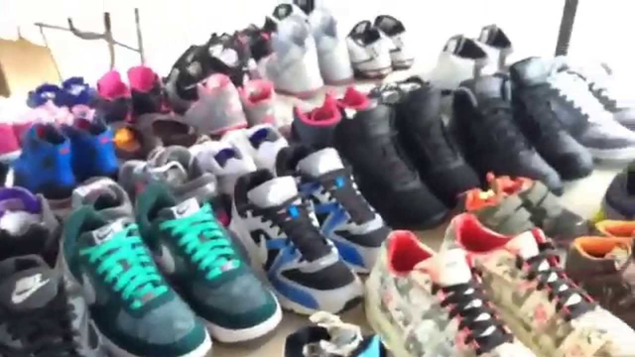 Flea Market Finds 2 Lebrons Jordan 5 And 6s Found