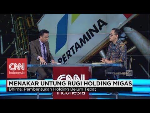 Menakar Untung Rugi Holding Migas - The Analyst