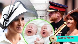 Harry reveals to Meghan Markle pregnant Twins as requested by the Queen..Why?