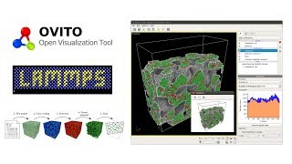 Introduction to Ovito: A Visualization of MD simulation - In Thai