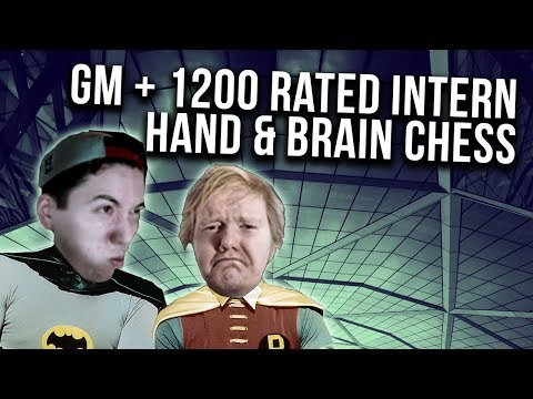 Hand and Brain Chess: Eric Hansen | Chessbrah Show