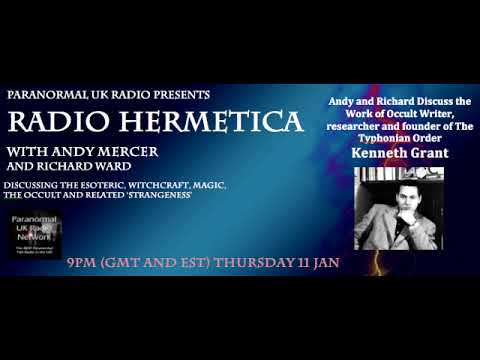 Radio Hermetica - Kenneth Grant