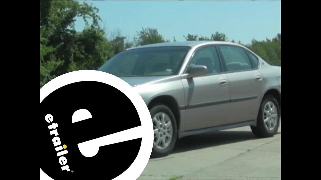 Trailer Hitch Installation - 2002 Chevrolet Impala - etrailer.com ...