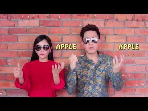 PPAP Pen Pineapple Apple Pen #JustForFun(Original Version)( By Nick Chung & Stella Chung)最猛學生猛男猛女版