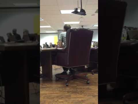 Texas Medical Board Testimony