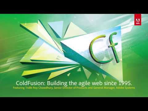 Adobe ColdFusion Summit 2016 Keynote Day 1
