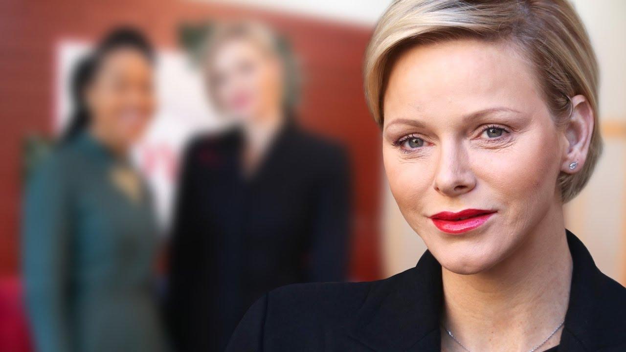 Charlene Von Monaco Vollig Neues Styling Und Sie Sieht Fantastisch Aus