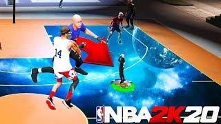 "FIRST LEGEND 5'7 ""DEEP RANGE SHOTCREATOR"" ON NBA2K20(RARE)"