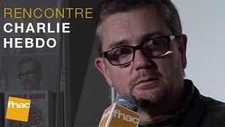 Hommage Charlie Hebdo : rencontre avec Charb, Catherine et Luz
