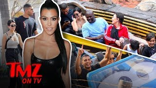 Kourtney Kardashian Couldn't Be Happier! | TMZ TV