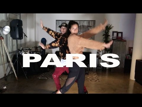 """PARIS"" - The Chainsmokers Dance 
