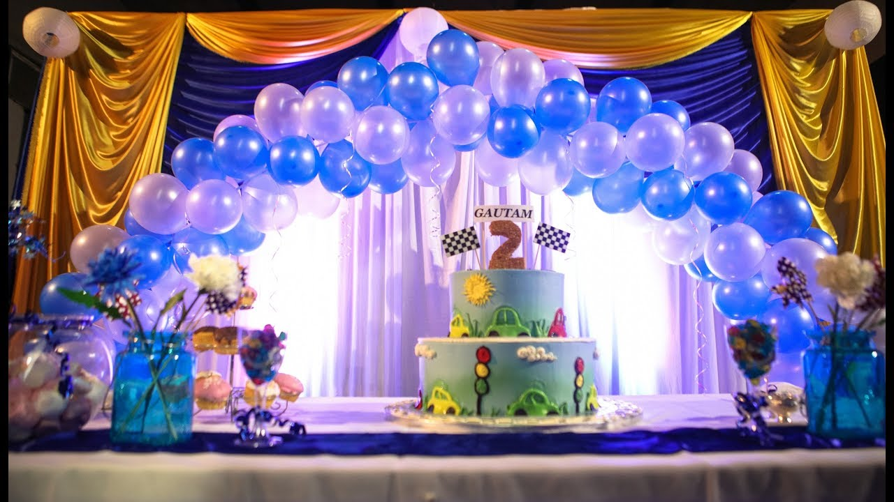 Gautam S 1st Birthday Celebrations In London Fps Events London Hd Youtube