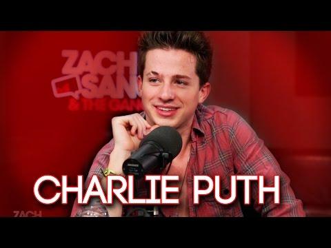 Charlie Puth Interview Part 1   ZSATG