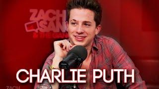 Charlie Puth Interview Part 1 | ZSATG