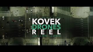 KOVEK Drones - Reel II (2018)