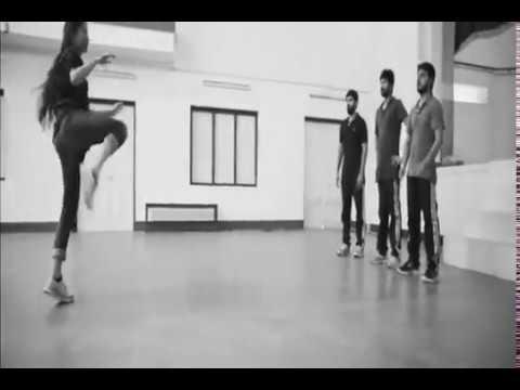 Premam sai pallavi dance step