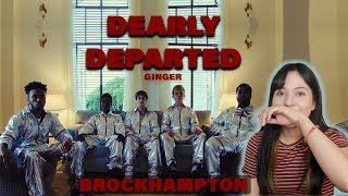I WASN'T READY | Dearly Departed - BROCKHAMPTON | REACTION