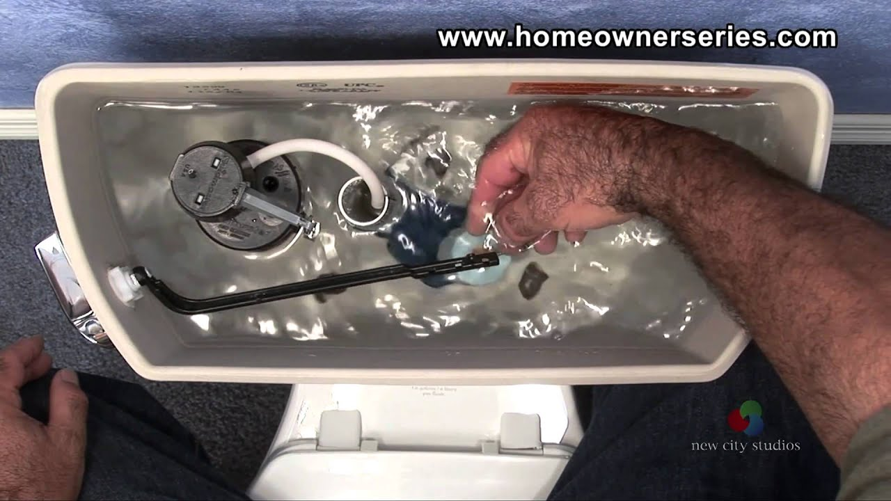 How To Fix A Toilet   Diagnostics   Wonu0027t Flush   YouTube