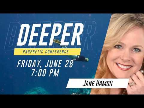 Jane Hamon: Prophetic Word For The Northeast - Part 1