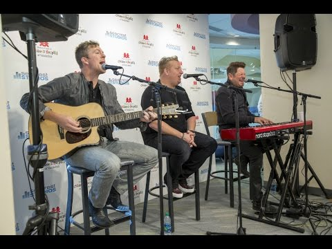 Rascal Flatts Perform LIVE from Nashville!