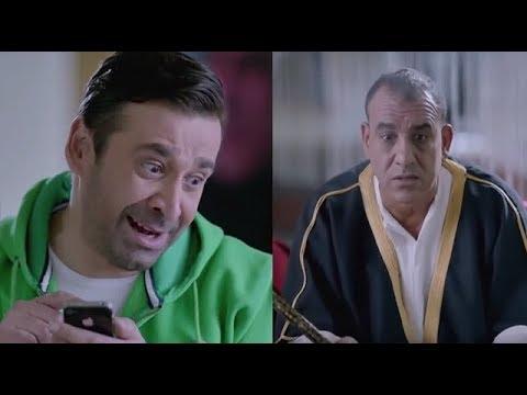 اقوي مشاهد الكوميديا بين كريم عبد العزيز ومحمد لطفي انت جيت امتي