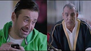 """اقوي مشاهد الكوميديا بين كريم عبد العزيز ومحمد لطفي """"انت جيت امتي يا عرب""""😂"""