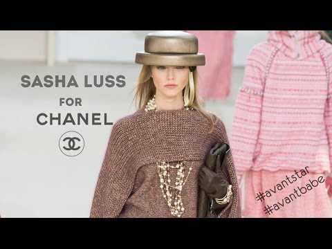 CHANEL Show with Sasha LUSS - Fall Winter 2016/17 Ready to Wear