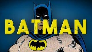 BATMAN: Die gesamte Geschichte - Donnerstag der Gerechtigkeit