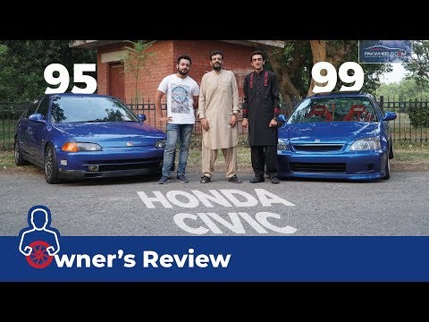 Honda Civic 1995 & Civic 1999 Owner's Review: Price, Specs & Features | PakWheels