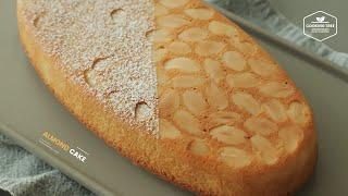 아몬드 케이크 만들기 : Almond Cake Reci…