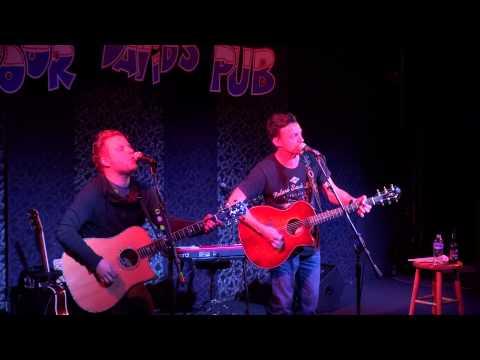 Andy Schmidt (Stir) & Zach Myers (Shinedown) - Velvet Elvis w/backstory live in Dallas 5/9/15