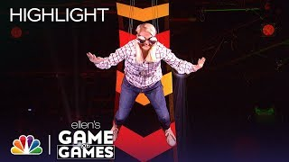 It's a Wonderful Wife (You Bet Your Wife) - Ellen's Game of Games (Episode Highlight)