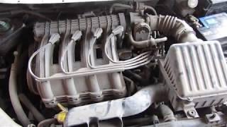 Видео работы двигателя Chery QQ6 (S21) 2007-2010