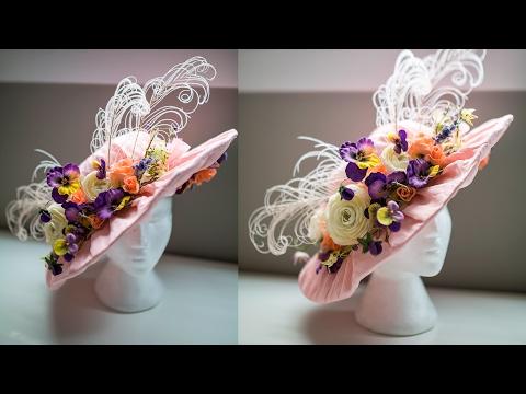 DIY Edwardian Inspired Hat