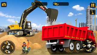 City Construction Simulator : Forklift Truck Game - Android GamePlay - Best Truck Games Download screenshot 5