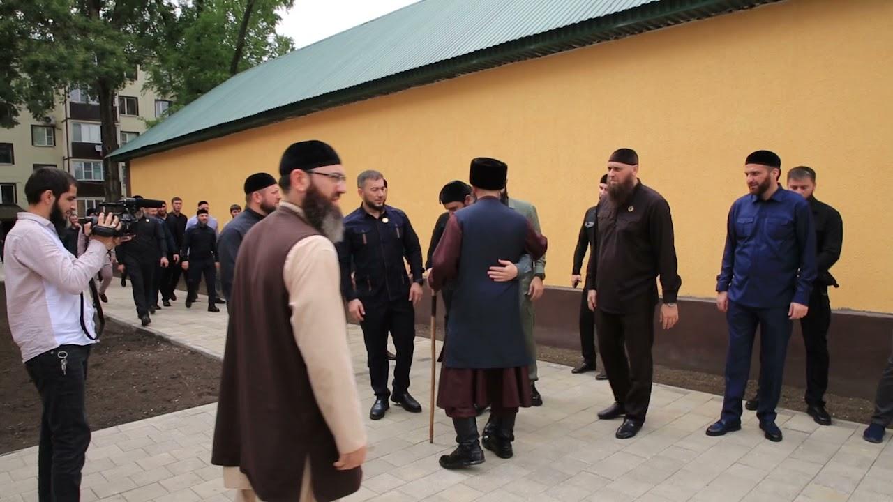 Сегодня открыло свои двери новое медресе для жителей Ахматовского района г. Грозного