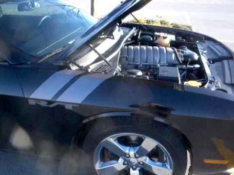 2009 challenger srt8 61l intake manifold on rt 57l youtube