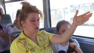 Bakı - Avtobus, yoxsa hamam?