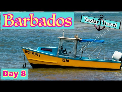 Barbados Travel Vlog Day 8 - 2018