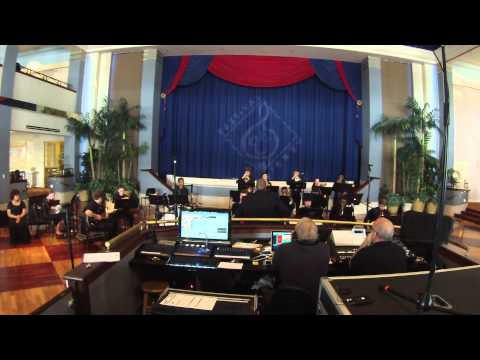 Festival Disney 2015 Zachary High School Jazz Band 3rd song