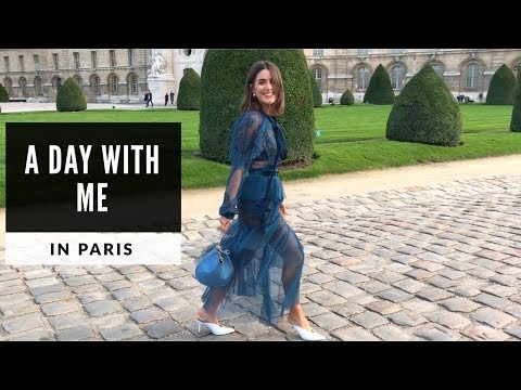 A DAY WITH ME - in Paris!