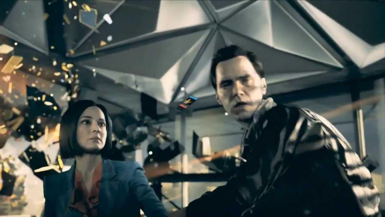 Quantum Break - Gameplay World Premiere - Xbox one/PS4 ...