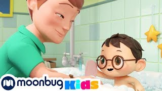 Bath Time Song | Kids Songs | Nursery Rhymes | Little Baby Bum | Sleep Baby Songs