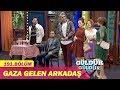 Güldür Güldür Show 191.Bölüm - Gaza Gelen Arkadaş